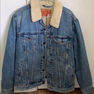 Levi's Lined Jean Jacket